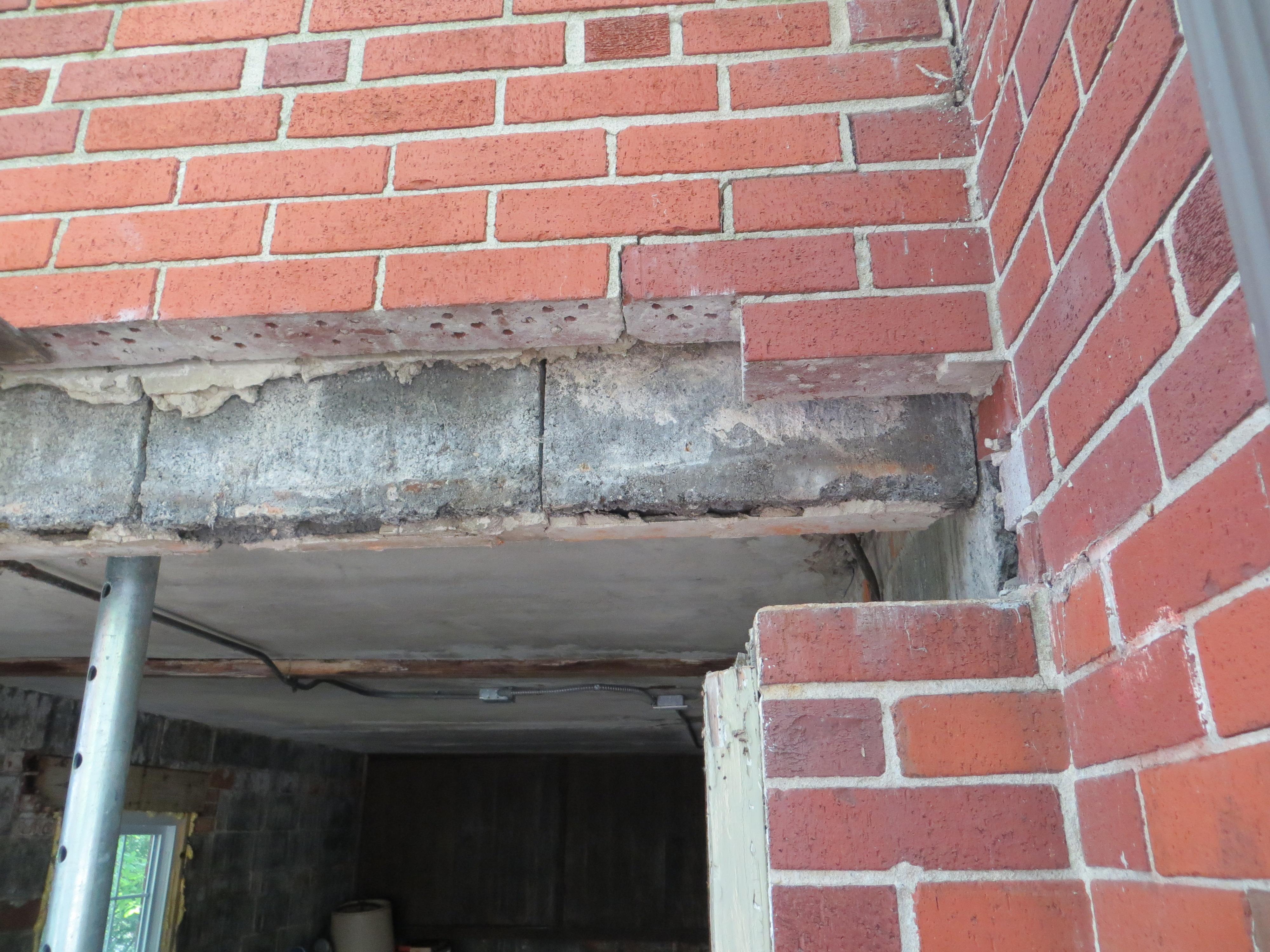 Concrete Porch Repair