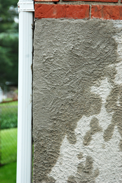 Is Your Foundation Stucco Chipping Off