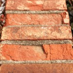 Spalling Brick = Freeze-Thaw Damage