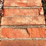 Spalling Brick = Freeze-Thaw Damage