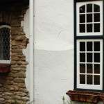 Stucco Repair Needed For Bulged Stucco