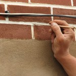 This Brick Stain Solved a Brick Repair Problem