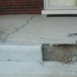 Concrete Porch Repair