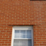 Window Lintel Replacement