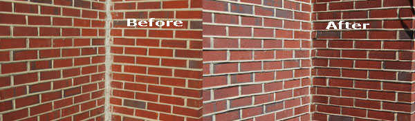 Since 1976 Bricks Have Been Manufactured Diffely Than Previous Times Masonry Repairs On Houses Older Are Likely To Be Met With An Ility